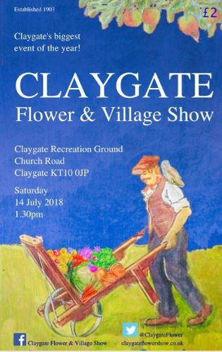 The Claygate Flower & Village Show
